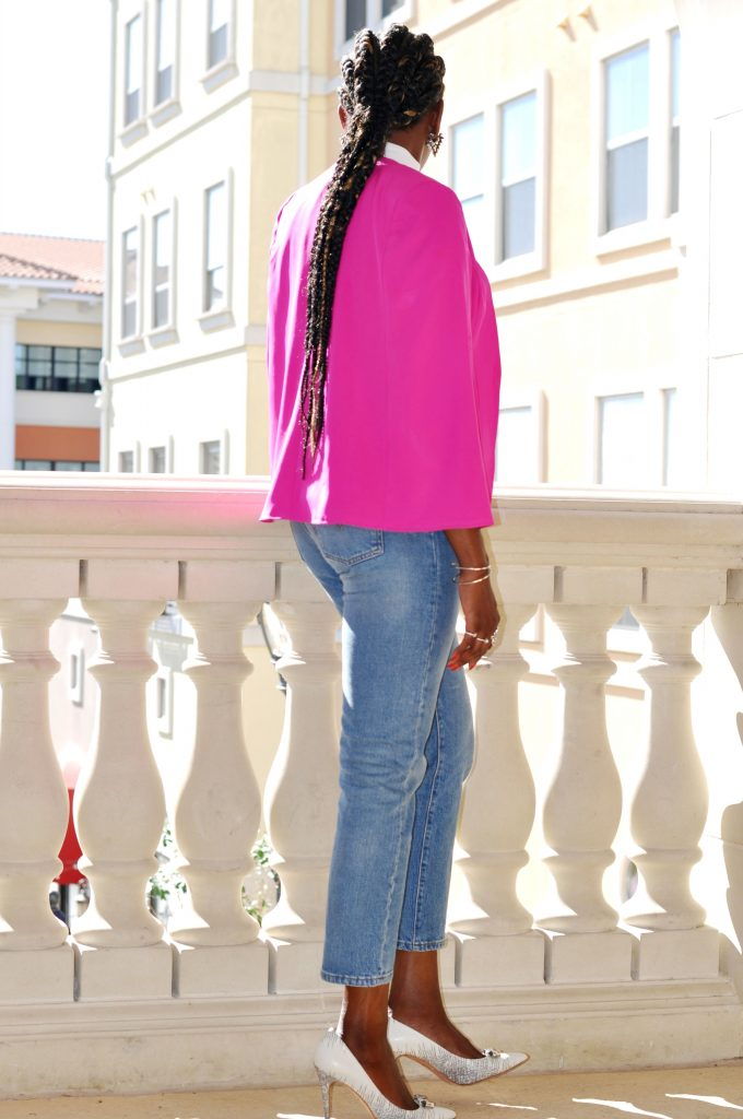 Forever Love PINK & a Perfect Denim Day Look